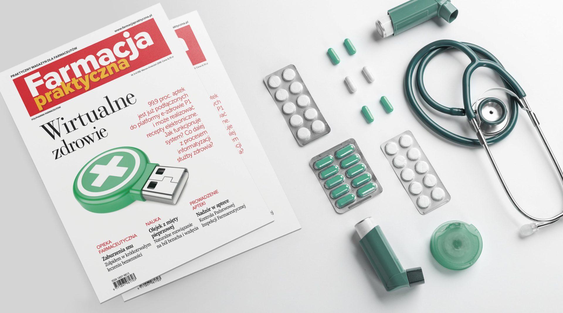 praktyczny magazyn dla farmaceutów