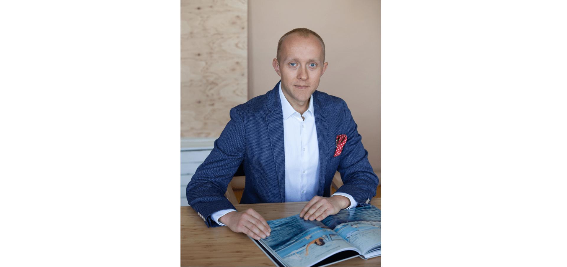 Tomasz Opiela CEO Valkea Media
