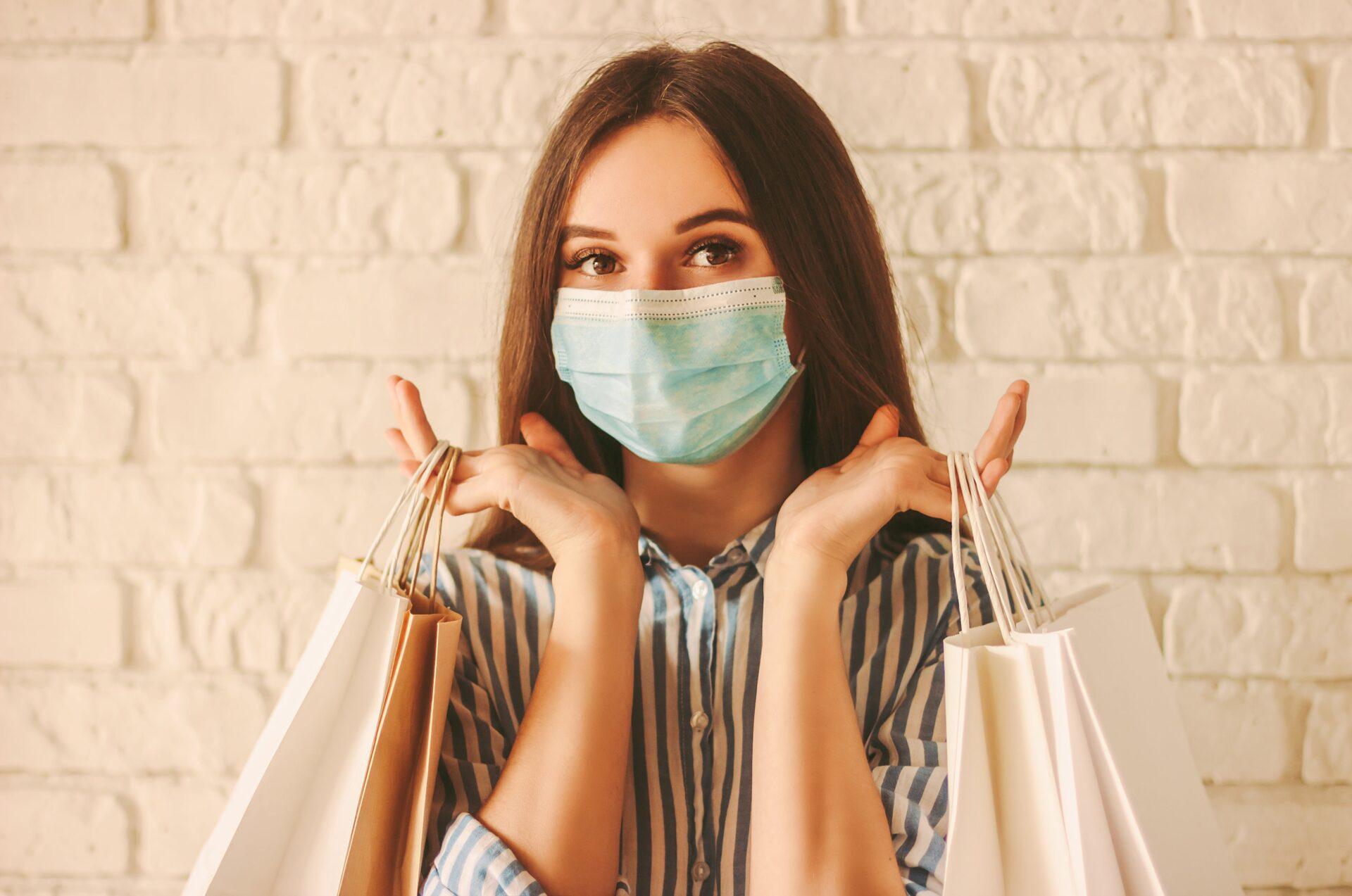 Zakupy podczas pandemii